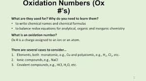 100 oxidation numbers worksheet answers ap chemistry page