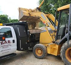 R R Landscaping by Topsoil Topsoil Deliveries Landscaping Topsoil In Ct