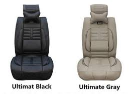 car chair covers danny leather car seat cover black beige color four season general