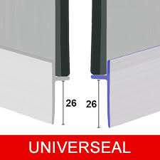 Bathroom Shower Screen Seals Universal Bath Shower Door Seal Universeal
