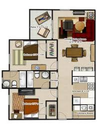1 Bedroom Apartments Gainesville by Apartment Condo Floor Plans 1 Bedroom 2 Bedroom 3 Bedroom And