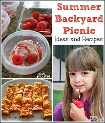 summer backyard picnic ideas mess for less