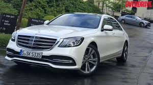 2018 mercedes benz s class first drive review youtube