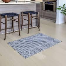 Bungalow Flooring Microfibres Kitchen Rug Modern Kitchen Rug Wayfair