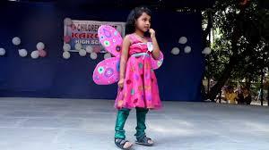 fancy dress butterfly youtube