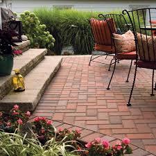Herringbone Brick Patio Patio Pavers Brick Stone