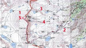 How To Read A Topographic Map How To Use A Map And Compass Gizmodo Australia