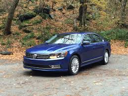 passat volkswagen 2016 first drive the 2016 volkswagen passat gets new style and new