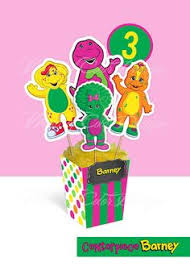 barney u0026 friends balloon stands barney centerpieces barney party