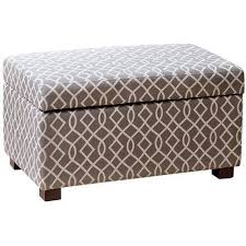 magnificent rectangle storage ottoman best ideas about small