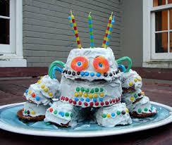 cake decorations robot cake decoration ideas birthday cakes