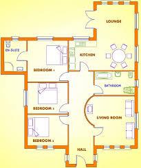 single house plan strikingly idea modern single house plans uk 13 open floor