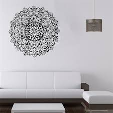 Wall Decals Mandala Ornament Indian by Online Shop Vinyl Decal Stickers Wall Sticker India Buddhist Art