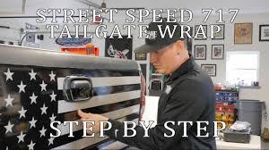 Dirty American Flag Street Speed 717 Dirty Max American Flag Wrap Youtube