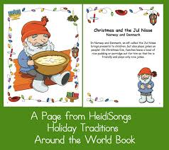 traditions around the world critical thinking heidi songs