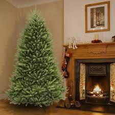 laurel foundry modern farmhouse fir 7 5 u0027 hinged green artificial