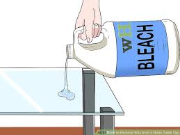 How To Get Wax Off Wood Table How To Get Candle Wax Off Glass Table Table Designs