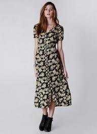 90s dress 90s floral dress naf dresses