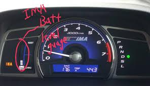 ima light honda civic honda civic hybrid singapore car owner