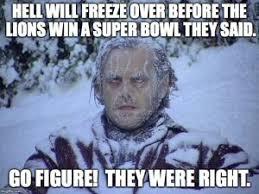 Superbowl Meme - gallery top 10 detroit lions super bowl memes detroit sports nation