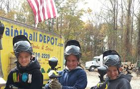 paintball birthday party mobile laser tag birthday party