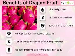 7 amazing benefits dragon fruit organic facts