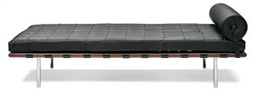 malik gallery collection mies van der rohe day bed