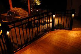 low voltage deck lighting kits low voltage lighting installation
