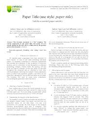 ijeacs uk computer u0026 engineering paper submission
