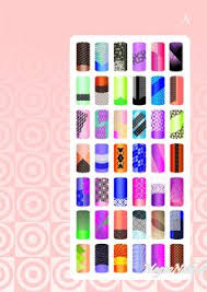 nagel design shop nail sting schablone d profi nageldesign shop nail