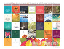 prayers for thanksgiving day contest let me design a prayer prompt calendar just for you