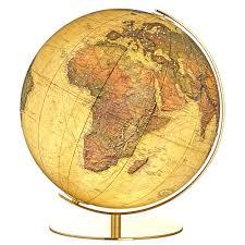 World Globe Map Columbus World Globe Royal Swarovski