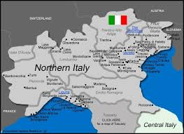 portofino italy map the 25 best map of northern italy ideas on adventure