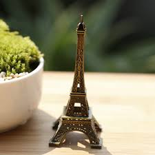 retro miniatura eiffel tower decoration vintage home decoration