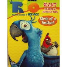 rio coloring pages rio toys