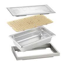 Stainless Steel Desk Accessories Restaurant Food Storage Commercial Food Storage Restaurant Supply