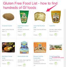 gluten free diet foods 28 images 6 truths about a gluten free