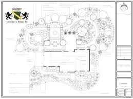 2d kitchen design 2d landscape design chidsey inc reynolds master landscpae plan