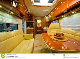 inside new motor home stock image image 17077171