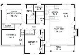 open floor plans houses 2 bedroom house plans open floor plan septilin