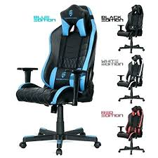 chaise gamer pc chaise gamer pc fauteuil gamer pc empire gaming mamba chaise gamer