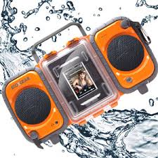 Rugged Radios For Sale Amazon Com Ecoxgear Rugged And Waterproof Stereo Boombox Gdi