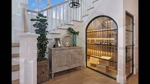 under the staircase wine storage youtube