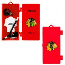 chicago blackhawks ornaments gifts