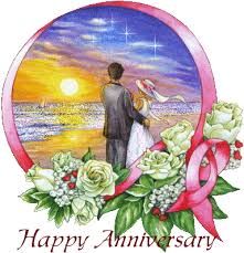 wedding wishes animation happy anniversary free animation animated gif