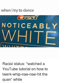 dance tutorial whip nae nae when i try to dance noticeably white racial status watched a youtube