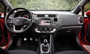 2013 kia rio information and photos zombiedrive