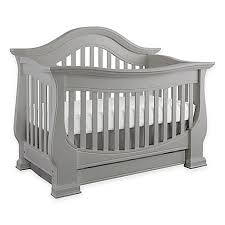 Black 4 In 1 Convertible Crib Baby Appleseed Davenport 4 In 1 Convertible Crib In Moon Grey