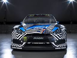 hoonigan wallpaper 2016 ford focus rs rx looks great in this graffiti inspired livery
