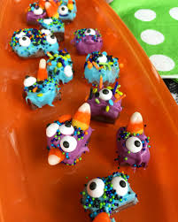 monster mash a halloween treat recipe sinkology